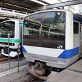 Photos: 東海道線 E231系マト123編成・E531系K471編成 (1)