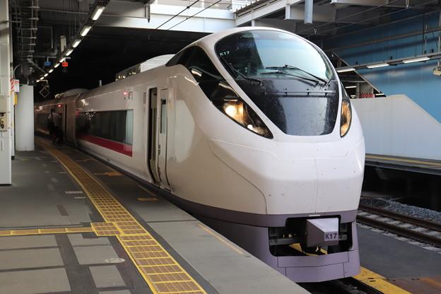 東海道線 E657系K17編成 ひたち・ときわ