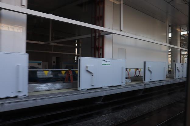 建設中の高輪ゲートウェイ駅 (5)