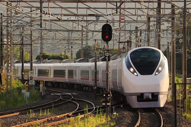 常磐線 E657系K15編成 69M 特急ときわ69号 勝田 行 2019.08.05