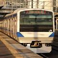 Photos: 常磐線 E531系K422編成 399M 普通 勝田 行 後追い 2019.08.05