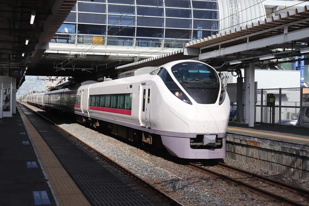常磐線 E657系K15編成 1M 特急ひたち1号 いわき 行 2019.08.13