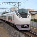 Photos: 常磐線 E657系K3編成 74M 特急ときわ74号 品川 行 2019.08.13