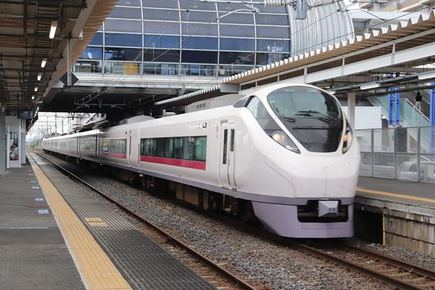 常磐線 E657系K5編成 11M 特急ひたち11号 いわき 行 2019.08.13