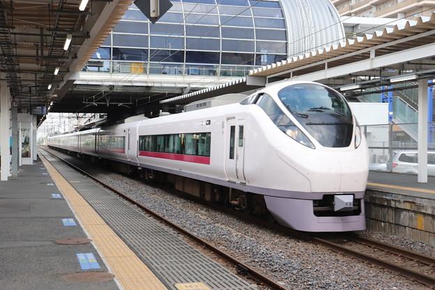 常磐線 E657系K5編成 1M 特急ひたち1号 いわき 行 2019.08.15