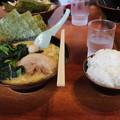 Photos: 横濱家系ラーメン ラーメン&ライス
