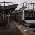 常磐線 E531系K401編成 399M 普通 勝田 行 2019.08.28 (1)