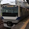 Photos: 水戸線 E531系3000番台K555編成 764M 普通 小山 行 2019.08.28 (2)