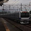 Photos: 回8725M E531系K406編成 KY出場回送 2019.08.28