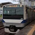 水戸線 E531系K475編成 764M 普通 小山 行 2019.09.05