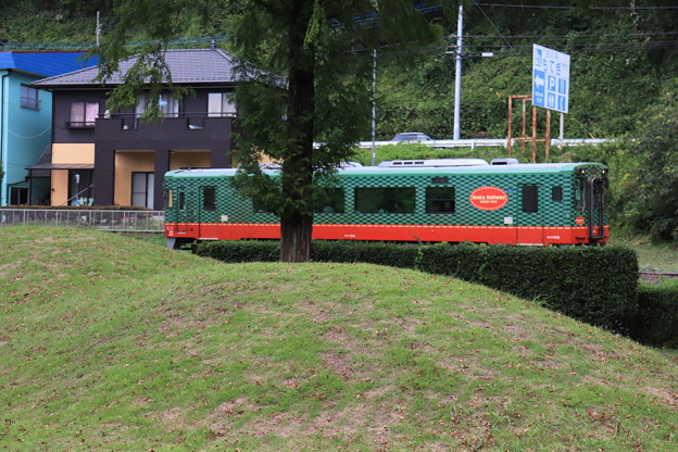 真岡鐵道 モオカ14形 (2)