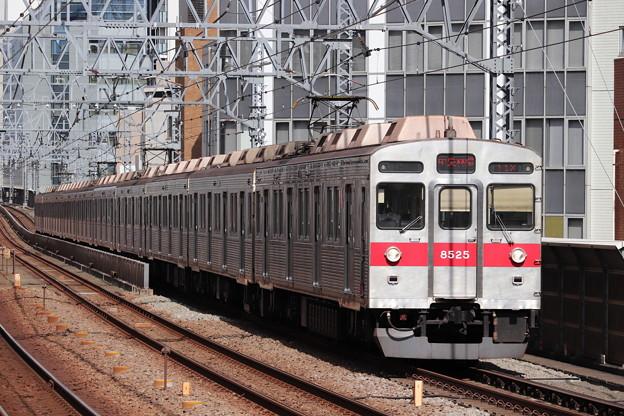 Photos: 東急田園都市線 8500系8625F (1)