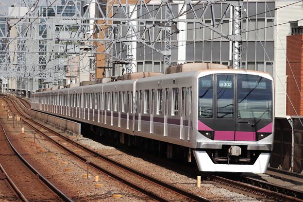 東急田園都市線 東京メトロ08系08-102F (1)
