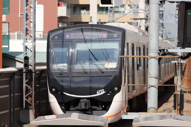 東急大井町線 6020系6122F