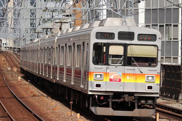 東急大井町線 9000系9011F