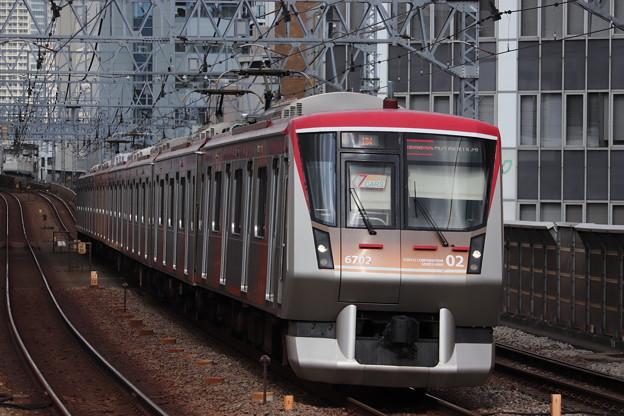 東急大井町線 6000系6102F