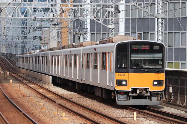 東急田園都市線 東武50050系51056F