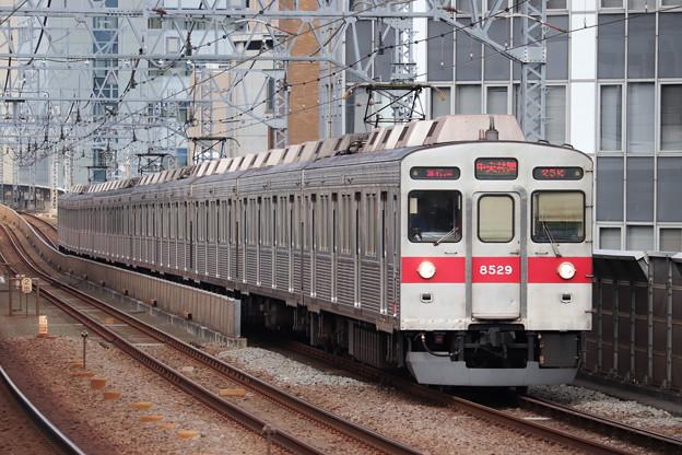 東急田園都市線 8500系8629F