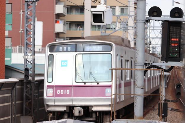 東急田園都市線 東京メトロ8000系8110F