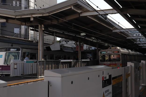 東京メトロ8000系・東急9000系