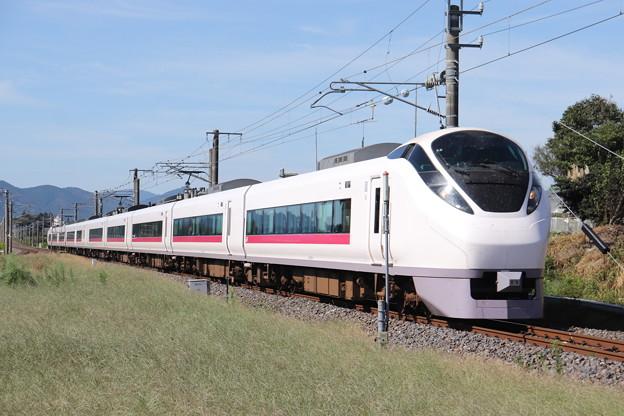 常磐線 E657系K9編成 2053M 特急ときわ53号 勝田 行 2019.10.05