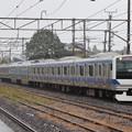 常磐線 E531系K402編成 372M 普通 上野 行 2019.10.12