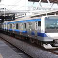 水戸線 E531系K475編成 725M 普通 勝田 行 2019.09.07