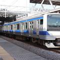 水戸線 E531系K475編成 725M 普通 勝田 行 2019.09.07 (1)