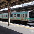 常磐快速線 E231系 上野駅発車