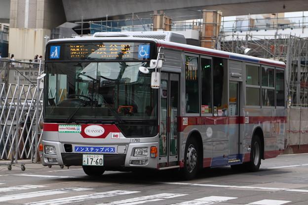 東急バス A1760