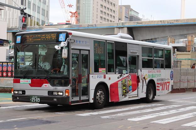 東急バス M1261