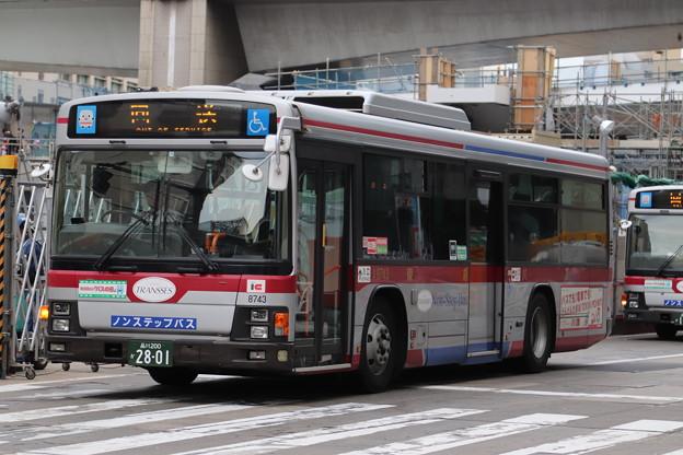 東急バス A8743