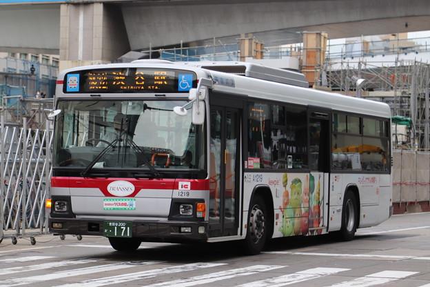 東急バス A1219