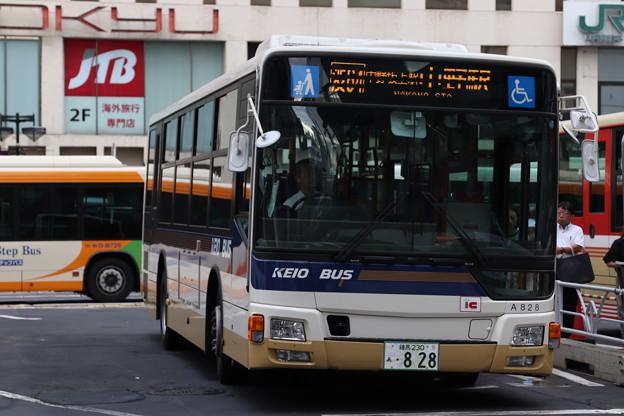 京王バス A828