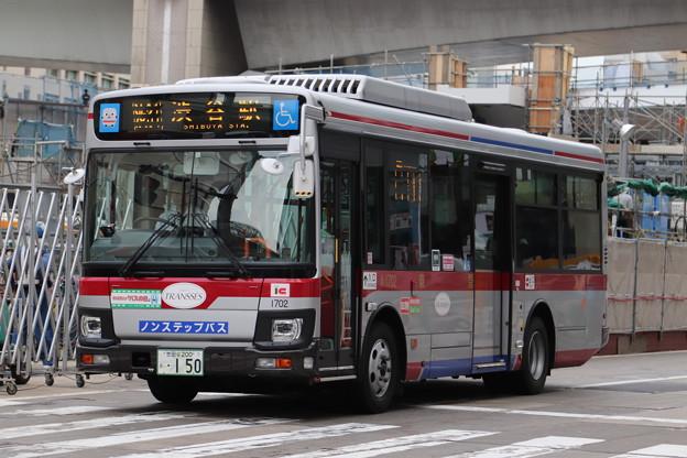 東急バス A1702
