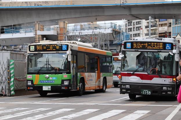 都営バス・東急バス