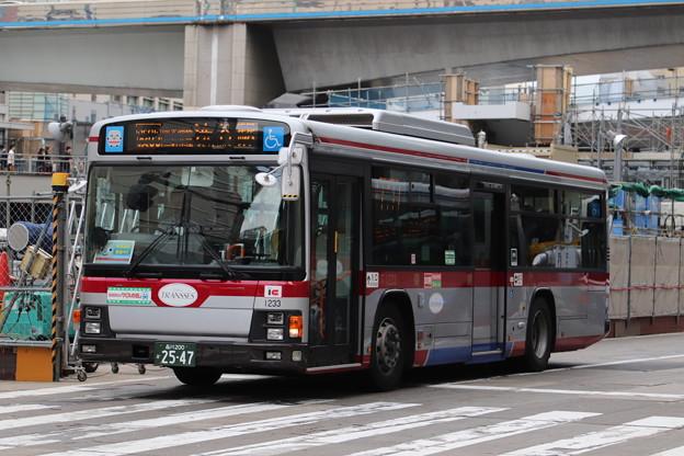 東急バス T1233