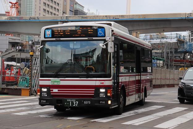 小田急バス 12-B373
