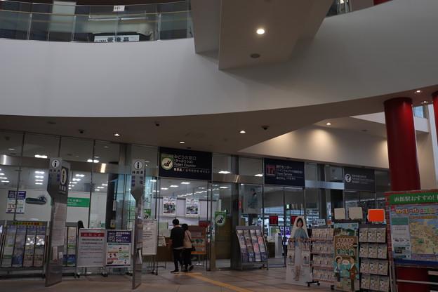 函館駅 改札外