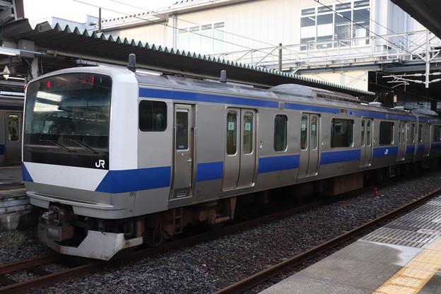 クハE531-1002