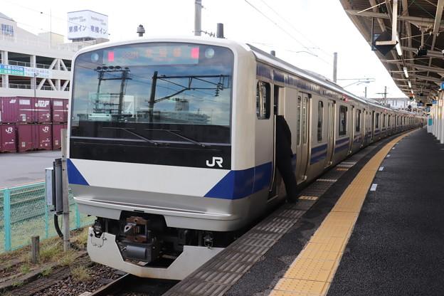 常磐線 E531系K479編成 334M 普通 上野 行 2019.10.26 (2)