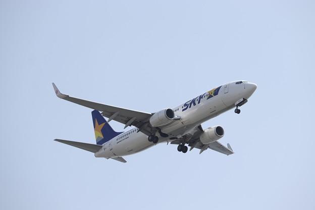 スカイマーク SKY B737-800 JA73AA (6)