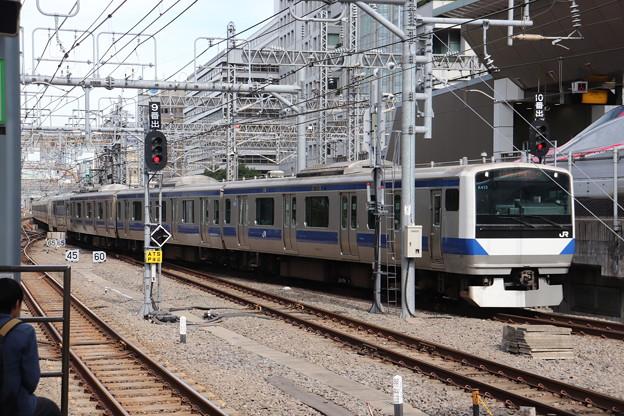 上野東京ライン E531系K413編成