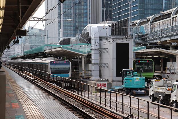 京浜東北線E233系1000番台・山手線E235系