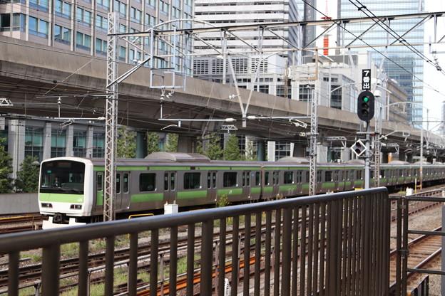 山手線E231系500番台