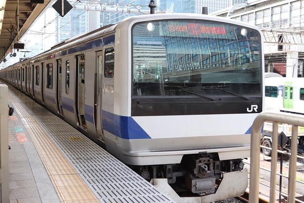 上野東京ライン E531系K458編成 (2)