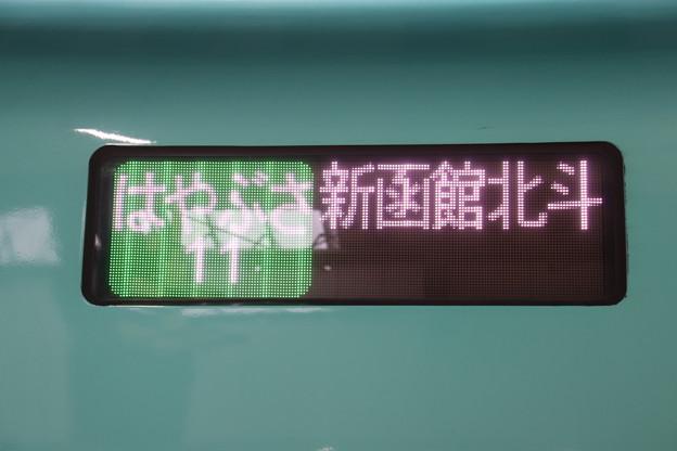 はやぶさ11号 新函館北斗 (7)