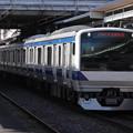 常磐線 E531系K451編成 1159M 普通 勝田 行 2019.11.09 (1)
