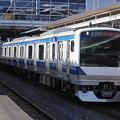常磐線 E531系K451編成 1159M 普通 勝田 行 2019.11.09 (2)