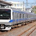 常磐線 E531系K451編成 1159M 普通 勝田 行 後追い 2019.11.09